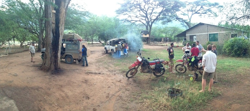 Back at the Swanepoels in Kurungu, or as we like to call it BRCK HQ North