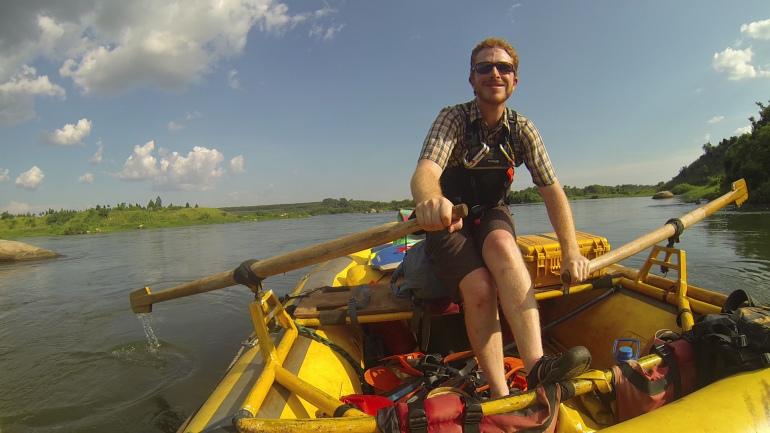 Paul Rowing