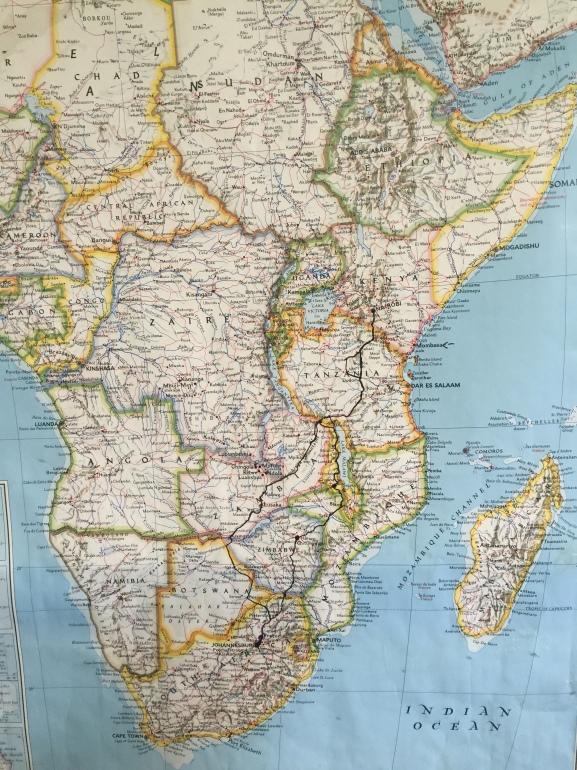 Our path to SA and back to KE