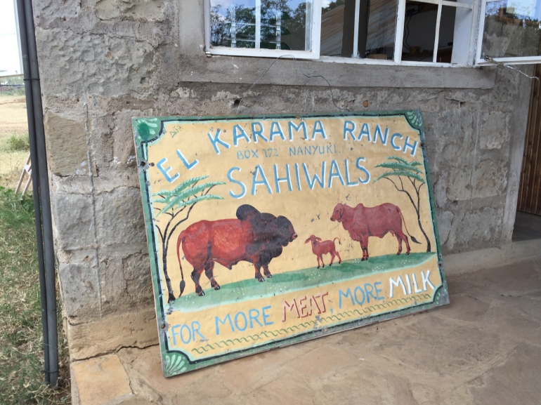 The El Karama Ranch